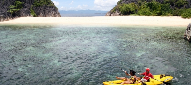 Ecosystem ValuationUnderstanding conservation-development trade-offs - One of the key focus research areas for EEPSEA is Ecosystem Services Valuation. Many Southeast Asian…Read more…Photo Credit: Municipality of Caramoan, Camarines Sur, Philippines