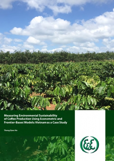 Measuring environmental sustainability of coffee production using econometric and frontier-based models: Vietnam as a case study