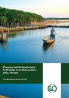Mangrove and Shrimp Farming Profitability in the Mekong River Delta, Vietnam