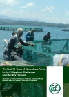 The First 15 Years of Mariculture Parks in the Philippines:  Challenges and the Way Forward
