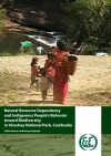 Natural Resource Dependency and Indigenous People's Behavior toward Biodiversity in Virachey National Park, Cambodia