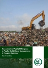 Assessment of Public Willingness to Pay for Solid Waste Management in Yangon, Myanmar