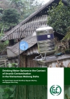 Drinking Water Options in the Context of Arsenic Contamination in the Vietnamese Mekong Delta