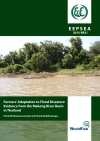 Farmers' Adaptation to Flood Disasters: Evidence from the Mekong River Basin in Thailand