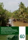 Climate Change Impact, Vulnerability Assessment, and Economic Analysis of Adaptation Strategies in Ben Tre, Vietnam