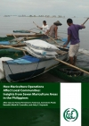 How Mariculture Operations Affect Local Communities: Insights from Seven Mariculture Areas in the Philippines
