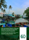 Intra-household Impacts of Climate Hazards in Coastal Communities: A Cross-Country Perspective
